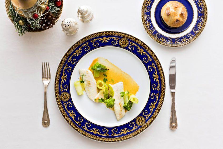 Palazzo Versace Dubai Hotel - Jaddaf Waterfront, Dubai, UAE - Culinary Journey of Inspired Cuisine