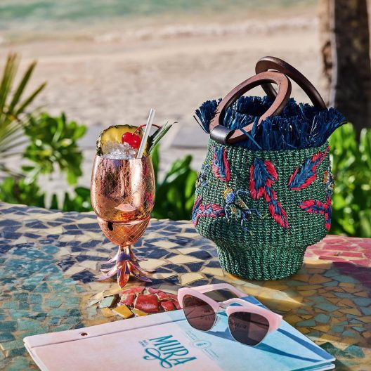 Joali Maldives Luxury Resort - Muravandhoo Island, Maldives - Beachfront Tropical Cocktail