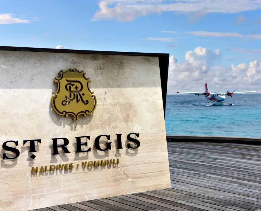 The St. Regis Maldives Vommuli Luxury Resort - Dhaalu Atoll, Maldives - Arrival