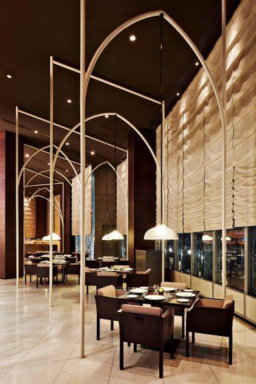 Armani Hotel Dubai - Burj Khalifa, Dubai, UAE - Armani Amal