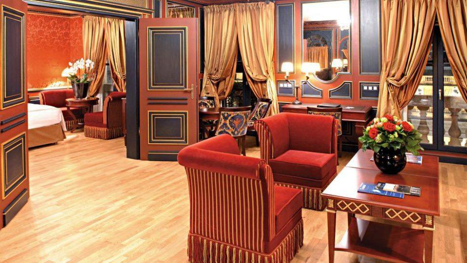 InterContinental Bordeaux Le Grand Hotel - Bordeaux, France - Royal Suite