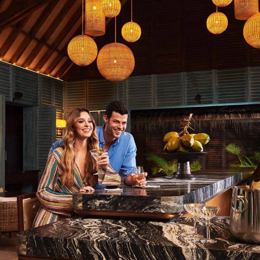Joali Maldives Luxury Resort - Muravandhoo Island, Maldives - Cocktails