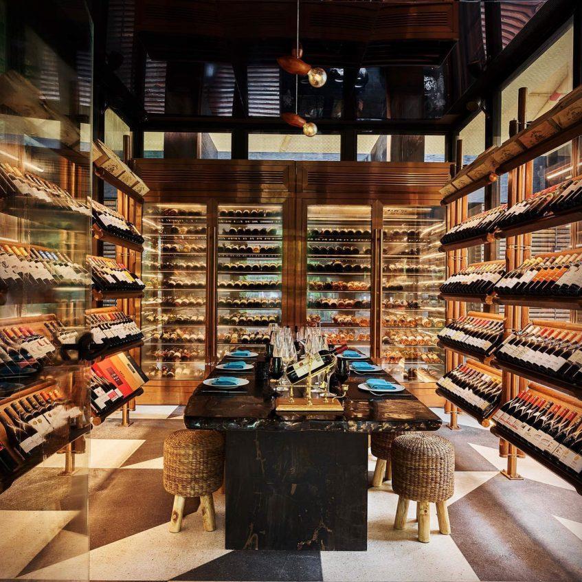 Joali Maldives Luxury Resort - Muravandhoo Island, Maldives - Wine Room