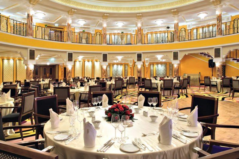 Burj Al Arab Luxury Hotel - Jumeirah St, Dubai, UAE - Al Falak Ballroom