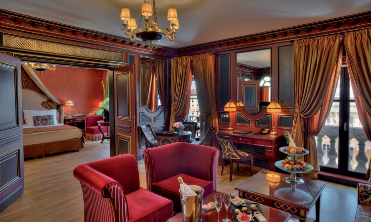 InterContinental Bordeaux Le Grand Hotel - Bordeaux, France - Royal Suite Brunch
