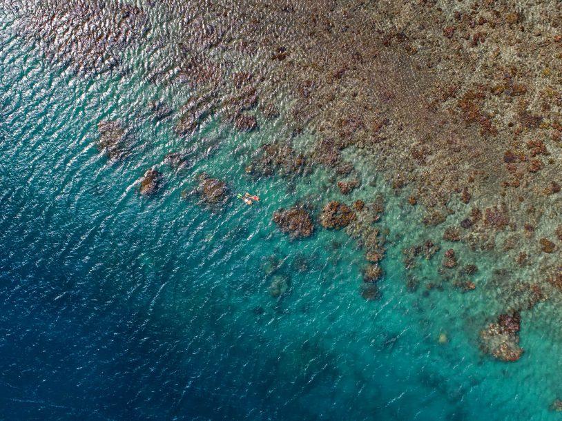 InterContinental Hayman Island Resort - Whitsunday Islands, Australia - Corel Reef Snorkeling