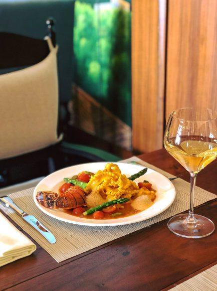 The St. Regis Abu Dhabi Luxury Hotel - Abu Dhabi, United Arab Emirates - Gourmet Cuisine