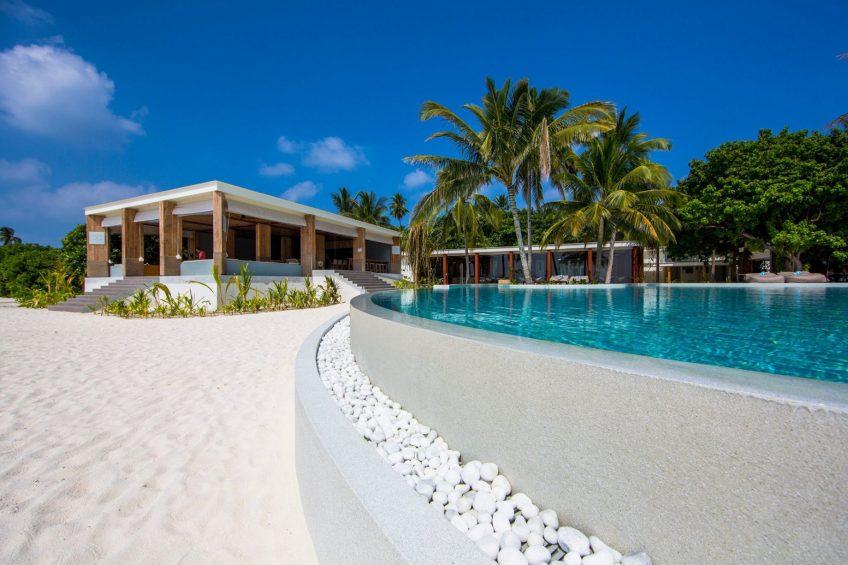 Amilla Fushi Luxury Resort and Residences - Baa Atoll, Maldives - Oceanfront Infinity Edge Pool