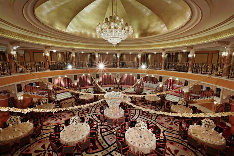 Burj Al Arab Luxury Hotel - Jumeirah St, Dubai, UAE - Ballroom