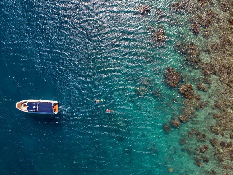 InterContinental Hayman Island Resort - Whitsunday Islands, Australia - Private Corel Reef Snorkeling Tour