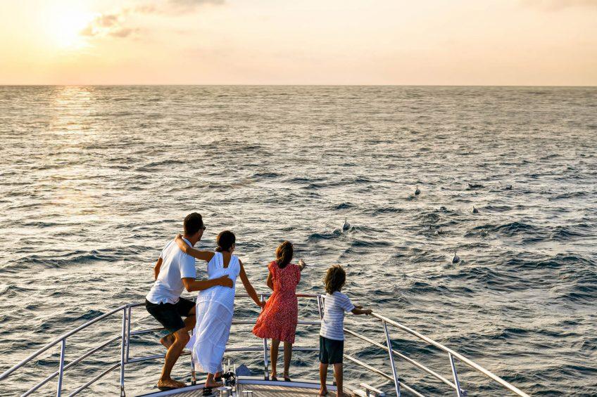 The St. Regis Maldives Vommuli Luxury Resort - Dhaalu Atoll, Maldives - Norma Yacht