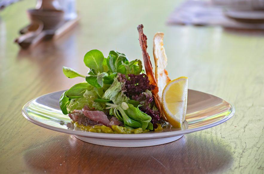 Six Senses Zil Pasyon Luxury Resort - Felicite Island, Seychelles - Yellowfin Tuna Ceviche