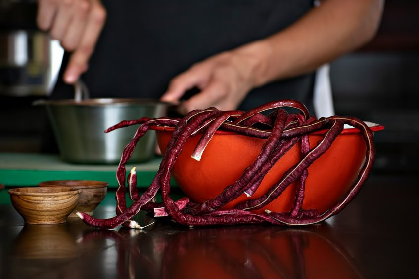 Six Senses Zil Pasyon Luxury Resort - Felicite Island, Seychelles - Gourmet Food