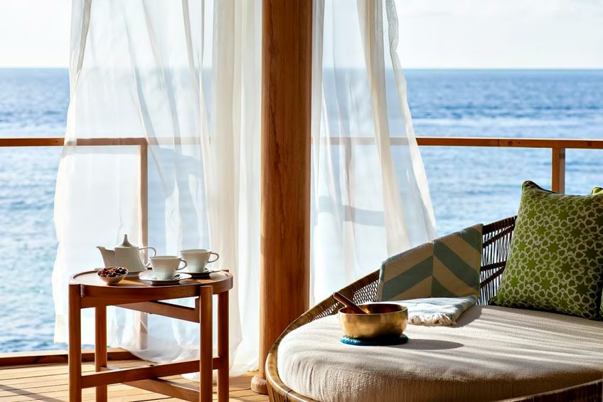 The Nautilus Maldives Luxury Resort - Thiladhoo Island, Maldives - Solasta Spa