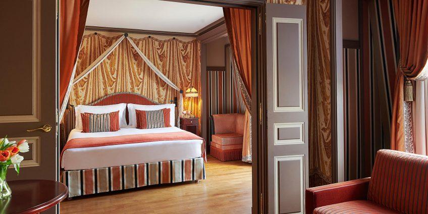 InterContinental Bordeaux Le Grand Hotel - Bordeaux, France - Guest Room