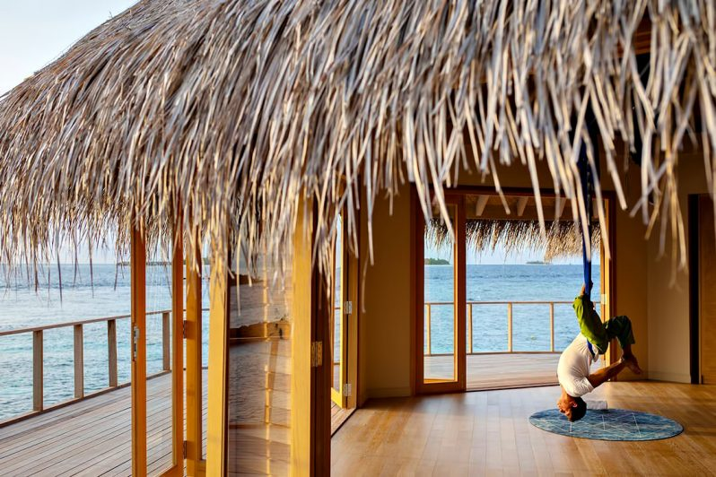 The Nautilus Maldives Luxury Resort - Thiladhoo Island, Maldives - Yoga