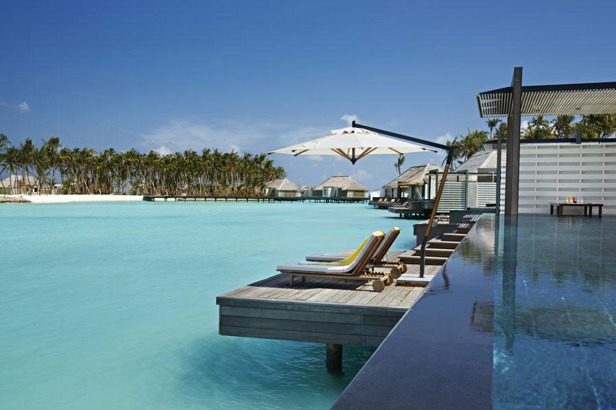 Cheval Blanc Randheli Luxury Resort - Noonu Atoll, Maldives - Overwater Villa Infinity Pool