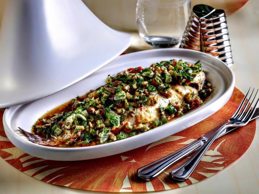 Palazzo Versace Dubai Hotel - Jaddaf Waterfront, Dubai, UAE - Inspired Culinary Journey