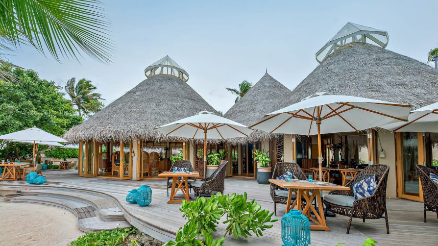 The Nautilus Maldives Luxury Resort - Thiladhoo Island, Maldives - Thyme Restaurant