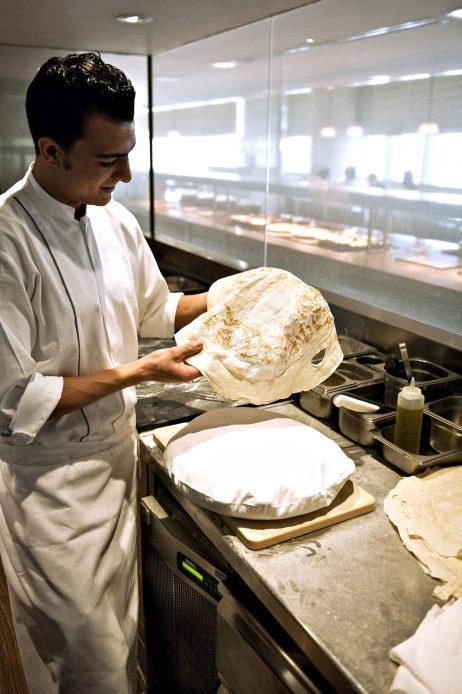 Armani Hotel Dubai - Burj Khalifa, Dubai, UAE - Armani Middle Eastern Inspired Cuisine