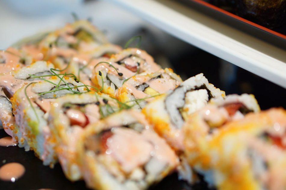 The St. Regis Abu Dhabi Luxury Hotel - Abu Dhabi, United Arab Emirates - Gourmet Sushi