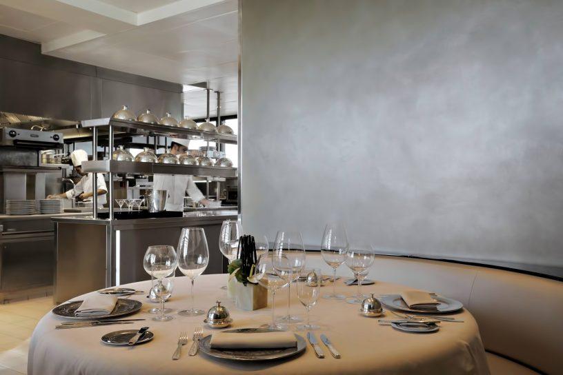 Armani Hotel Dubai - Burj Khalifa, Dubai, UAE - Armani Ristorante Chefs Table