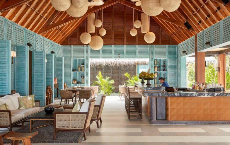 Joali Maldives Luxury Resort - Muravandhoo Island, Maldives - Restaurant