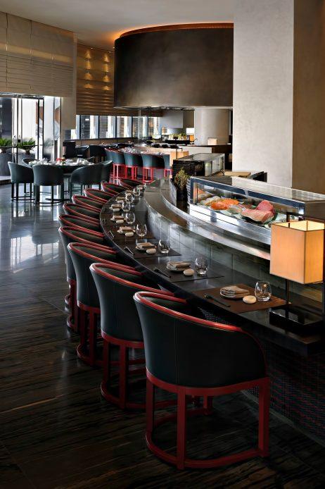 Armani Hotel Dubai - Burj Khalifa, Dubai, UAE - Armani Hashi