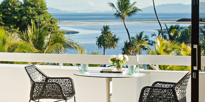 InterContinental Hayman Island Resort - Whitsunday Islands, Australia - Hayman Resort Balcony Ocean View