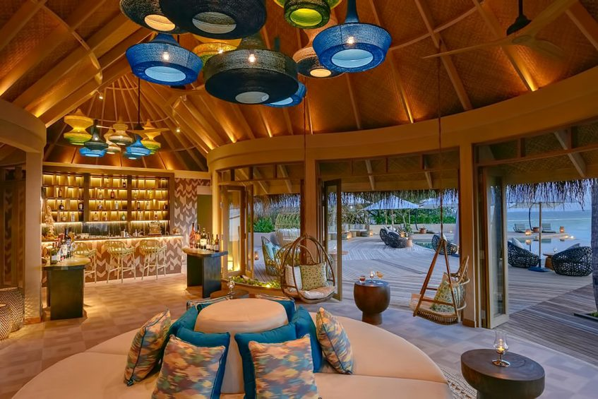 The Nautilus Maldives Luxury Resort - Thiladhoo Island, Maldives - Restaurant