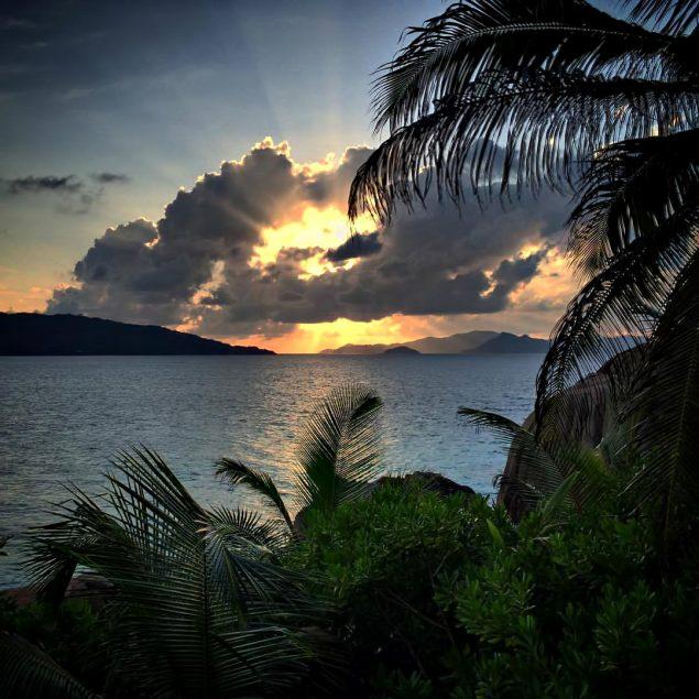 Six Senses Zil Pasyon Luxury Resort - Felicite Island, Seychelles - Tropical Island Sunrays