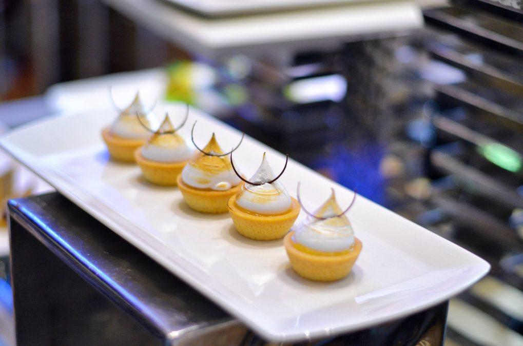 The St. Regis Abu Dhabi Luxury Hotel - Abu Dhabi, United Arab Emirates - Gourmet Pastry