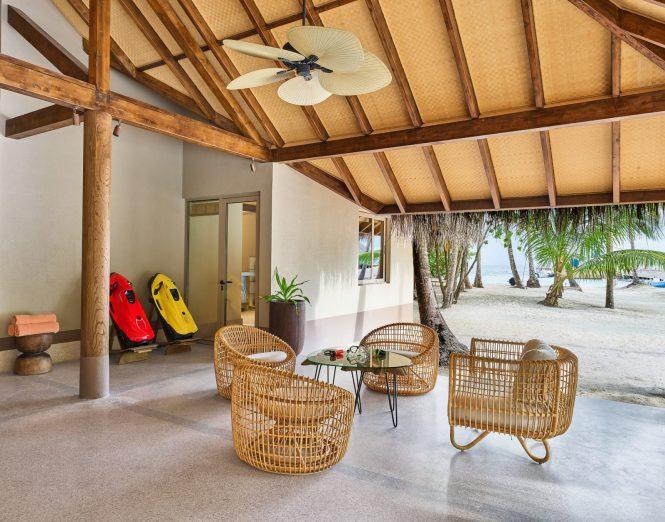 Joali Maldives Luxury Resort - Muravandhoo Island, Maldives - Marine Center