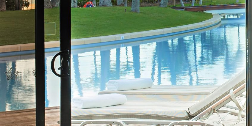 InterContinental Hayman Island Resort - Whitsunday Islands, Australia - Hayman Resort Poolside Room View