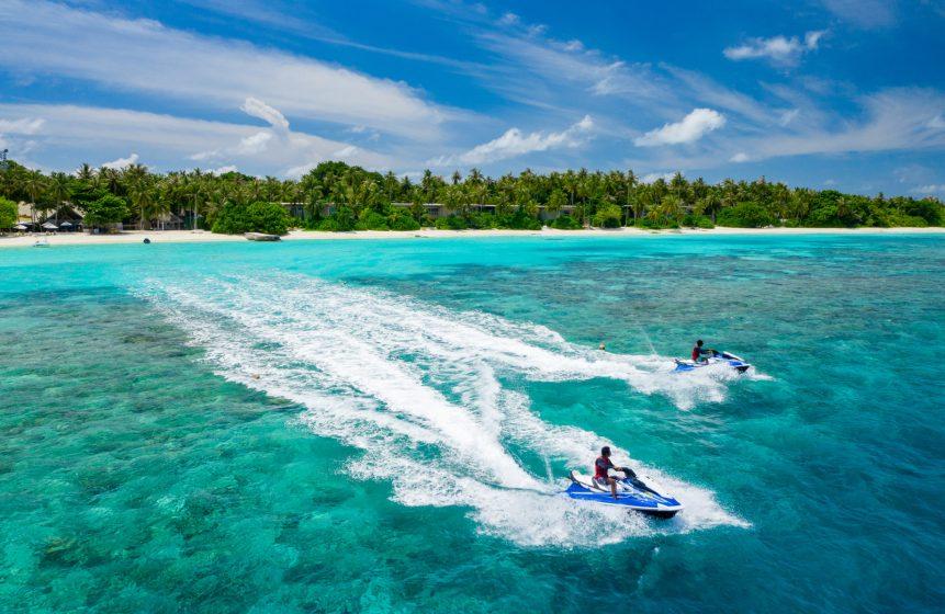 Amilla Fushi Luxury Resort and Residences - Baa Atoll, Maldives - Ocean Jet Skiing