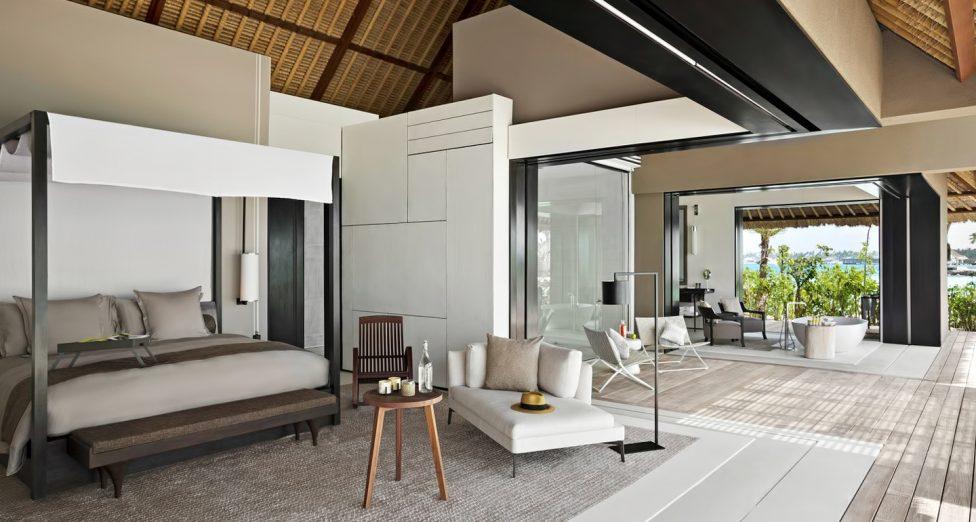 Cheval Blanc Randheli Luxury Resort - Noonu Atoll, Maldives - Exclusive Private Island Bedroom