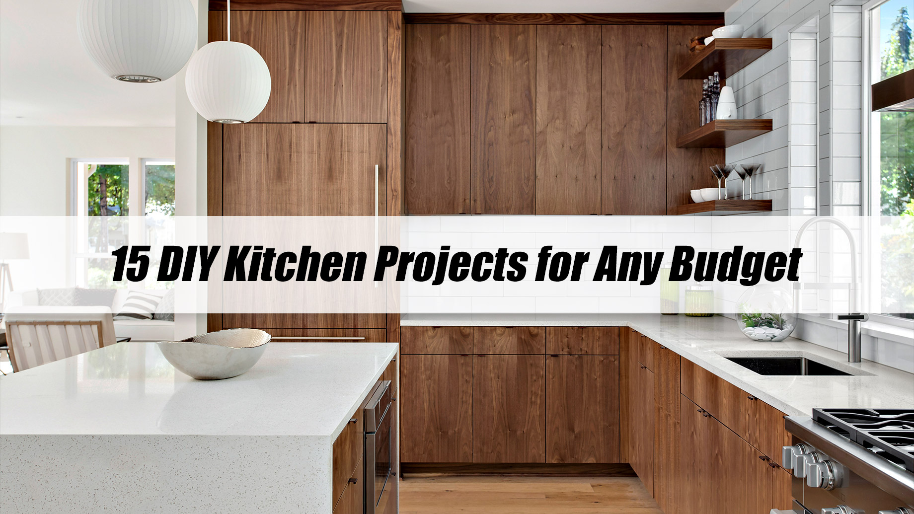 15 DIY Kitchen Projects for Any Budget