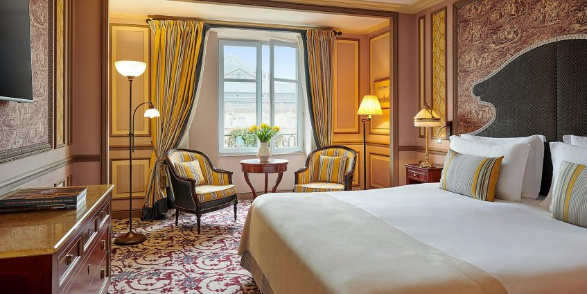 InterContinental Bordeaux Le Grand Hotel - Bordeaux, France - Guest Suite