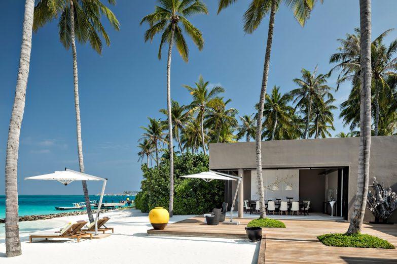 Cheval Blanc Randheli Luxury Resort - Noonu Atoll, Maldives - Exclusive Private Island Beachfront Villa