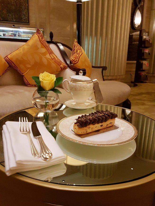 The St. Regis Abu Dhabi Luxury Hotel - Abu Dhabi, United Arab Emirates - Gourmet Dessert