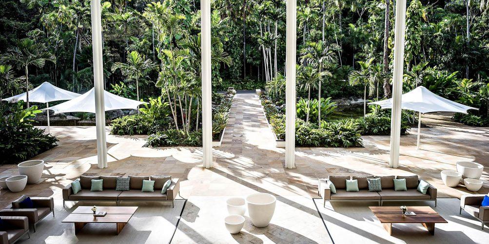 InterContinental Hayman Island Resort - Whitsunday Islands, Australia - Exterior Lounge