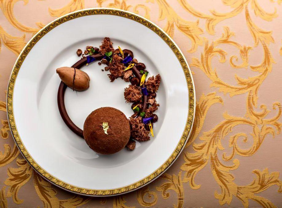 Palazzo Versace Dubai Hotel - Jaddaf Waterfront, Dubai, UAE - Inspired Culinary Delights
