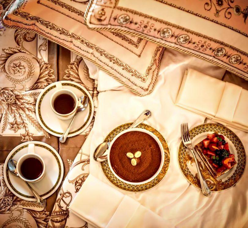 Palazzo Versace Dubai Hotel - Jaddaf Waterfront, Dubai, UAE - Morning Treats