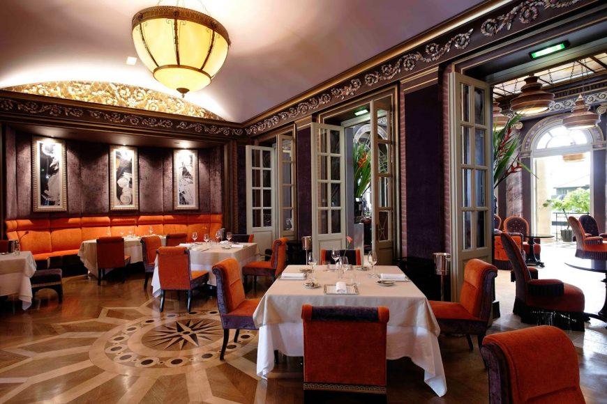 InterContinental Bordeaux Le Grand Hotel - Bordeaux, France - Restaurant