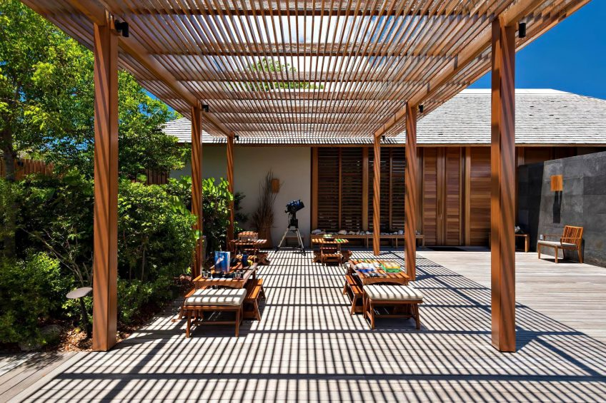 Amanyara Luxury Resort - Providenciales, Turks and Caicos Islands - Nature Discovery Center