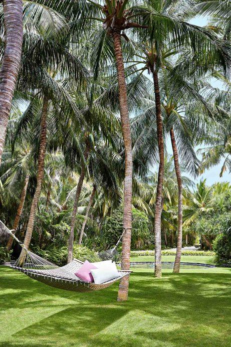 One&Only Reethi Rah Luxury Resort - North Male Atoll, Maldives - Spa Lawn Hammock