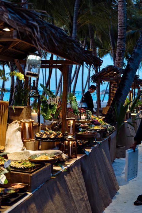 Gili Lankanfushi Luxury Resort - North Male Atoll, Maldives - European Maldivian Fusion Food Fare