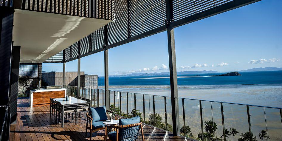 InterContinental Hayman Island Resort - Whitsunday Islands, Australia - Hayman Estate Oceanview Terrace