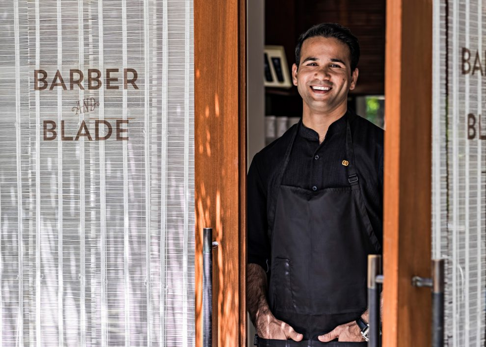One&Only Reethi Rah Luxury Resort - North Male Atoll, Maldives - Barber and Blade