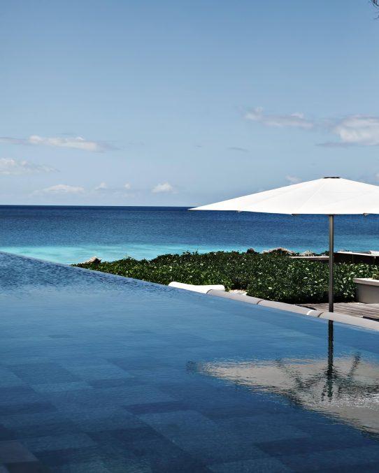 Amanyara Luxury Resort - Providenciales, Turks and Caicos Islands - Oceanview Infinity Pool